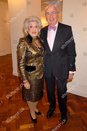 Lord Young and wife