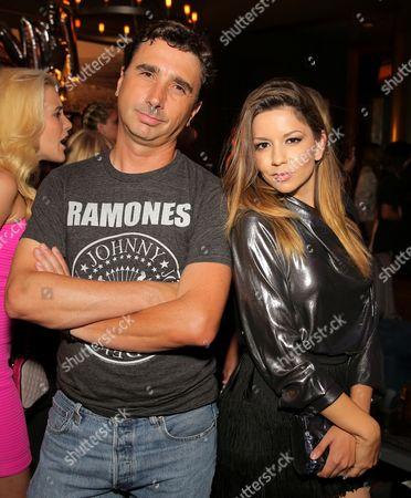 Anthony C. Ferrante and Masiela Lusha