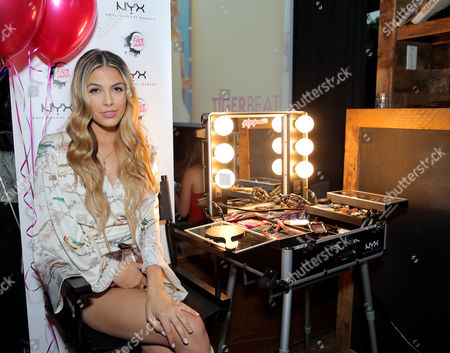 Editorial picture of TigerBeat's OFFICIAL Teen Choice Awards Pre-Party Sponsored by NYX Professional Makeup and Rock Your Hair, Los Angeles, USA - 28 Jul 2016