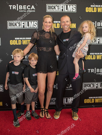 Editorial picture of 'Kerri Walsh Jennings: Gold Within' Documentary film premiere, Los Angeles, USA - 28 Jul 2016