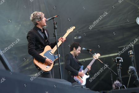 We Are Scientists - Keith Murray and Chris Cain