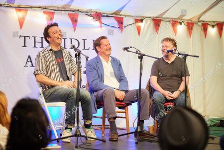 Editorial picture of Port Eliot Festival, St Germans, Cornwall, UK - 29 Jul 2016
