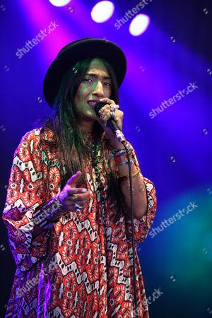 Editorial photo of Womad World Music Festival, Charlton Park, UK - 29 Jul 2016