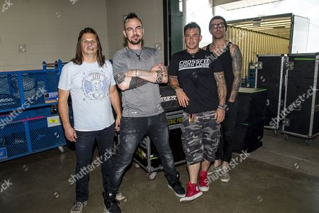 Saint Asonia - Rich Beddoe, Adam Gontier, Corey Lowery, and Mike Mushok