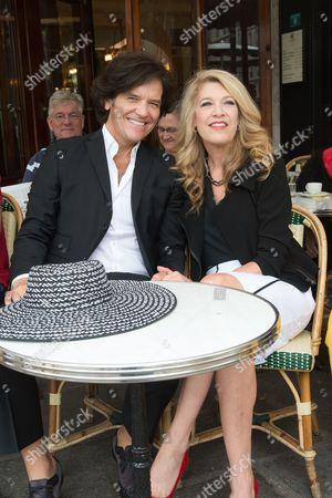 Michael Damian and Janeen Damian