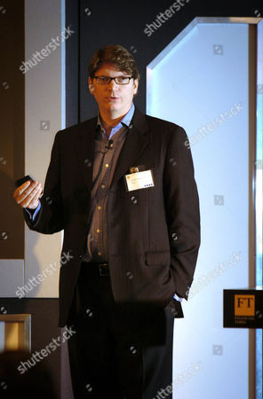 Niklas Zennstrom, CEO and co founder of Skype