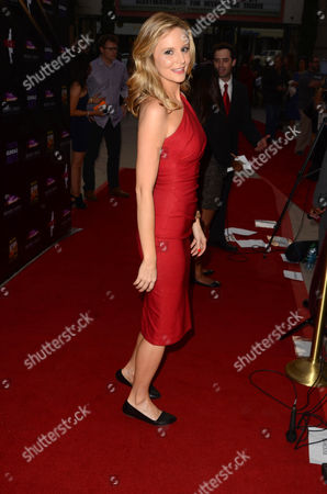 Editorial photo of 'Marilyn!' musical premiere, Los Angeles, USA - 29 Jul 2016