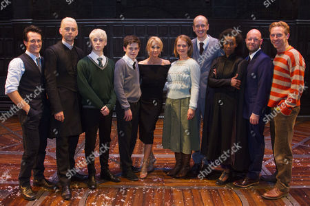 Editorial image of 'Harry Potter and the Cursed Child' play, Gala, London, UK - 30 Jul 2016