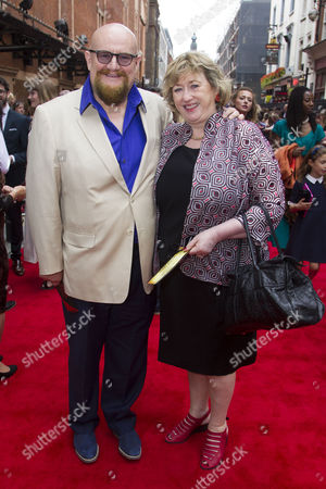 Stock Picture of Howard Panter and Rosemary Squire