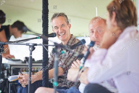 Stock Image of Geoff Dyer, Tim Lott and Jamie Brisick