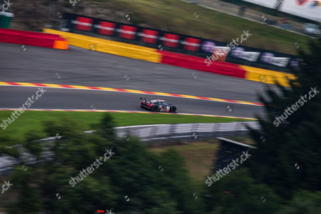 Stock Photo of Car 1, Frederic Vervisch, Dries Vanthoor, Will Stevens during the Blancpain Endurance Series at Spa