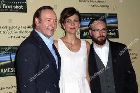Kevin Spacey, Maggie Gyllenhaal, Dana Brunetti