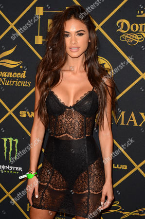 Editorial image of Maxim Hot 100 party, Los Angeles, USA - 30 Jul 2016