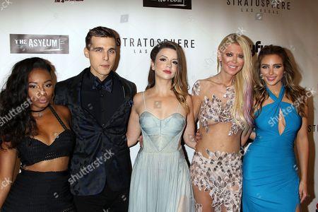 Editorial photo of 'Sharknado: The 4th Awakens' film premiere, Las Vegas, USA - 31 Jul 2016