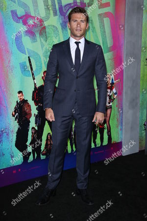Editorial picture of 'Suicide Squad' film premiere, New York, USA - 01 Aug 2016