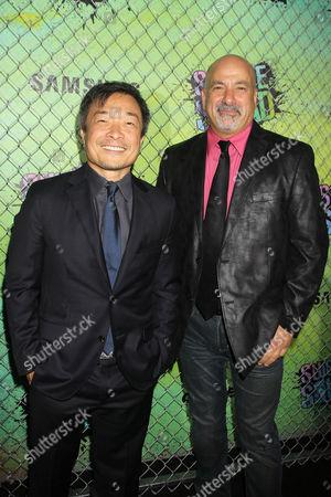 Jim Lee and Dan DiDio