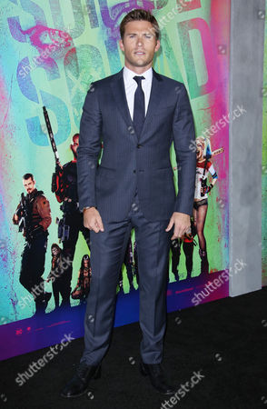 Editorial photo of 'Suicide Squad' film premiere, New York, USA - 01 Aug 2016