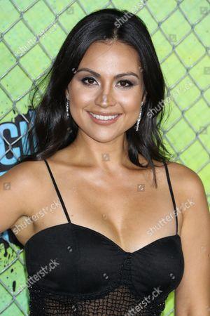 Stock Photo of Corina Calderon