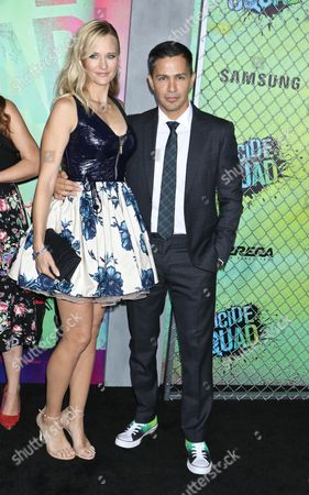 Daniella Deutscher and Jay Hernandez
