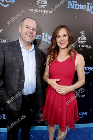 Marc Shmuger, Jennifer Garner