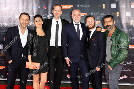 Stock Picture of Alksandar Jovanovic, Christina Hecke, Kay Niessen, Daniel Hetzer, Johnny Palmiero, Erdal Yildiz