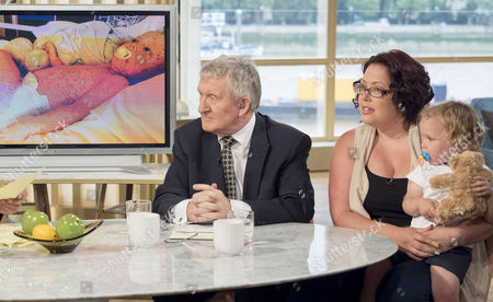 Editorial image of 'This Morning' TV show, London, UK - 02 Aug 2016
