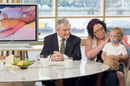Editorial picture of 'This Morning' TV show, London, UK - 02 Aug 2016
