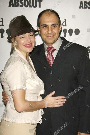 Cymbeline Smith and Anthony Azizi