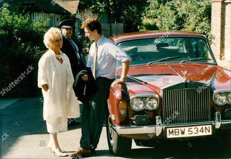 Sylvia Anderson Who Was The Lady Whom The Character Lady Penelope In The Sixties Cult Series Thunderbirds Was Based On. She Is The Former Wife Of Gerry Anderson Who Created The Series. She Is Pictured With Her Son Gerry Jnr. Known As Andy. Box 686 119051617 A.jpg.