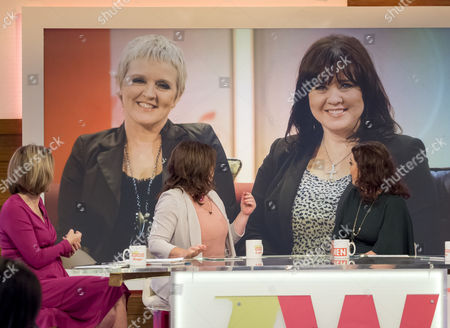 Editorial photo of 'Loose Women' TV show, London, UK - 02 Aug 2016