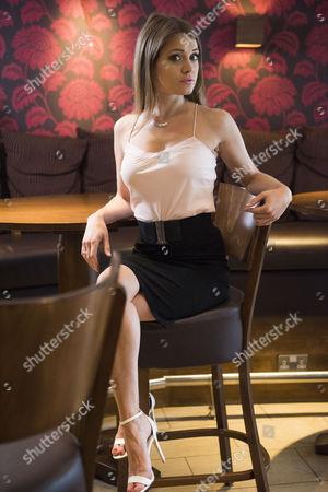 Editorial photo of 'Celebrity dating coach' Kezia Noble, London, UK - 23 Jun 2016