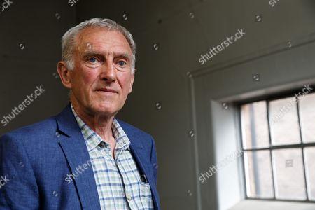 Editorial image of Author James Kelman in Glasgow, Scotland - 27 Jul 2016