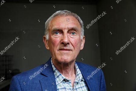Editorial picture of Author James Kelman in Glasgow, Scotland - 27 Jul 2016