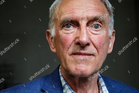 Editorial photo of Author James Kelman in Glasgow, Scotland - 27 Jul 2016