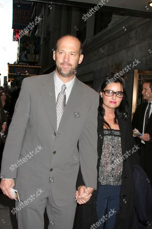 Editorial picture of OPENING NIGHT OF 'FESTEN' MUSIC BOX THEATRE, NEW YORK CITY, AMERICA - 09 APR 2006