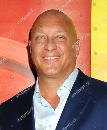 Stock Picture of Steve Wilkos
