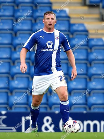Ritchie Humphreys of Chesterfield