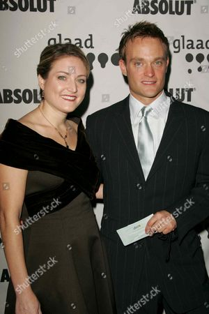 Chad Allen and sister Charity