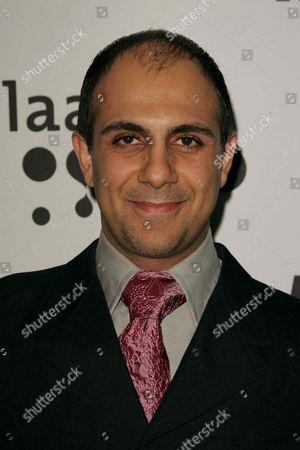Stock Picture of Anthony Azizi