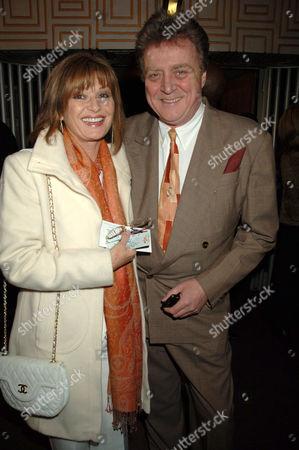 Stephanie Beacham and Nicholas Ball