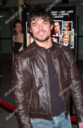 Stock Image of Jesse Hutch