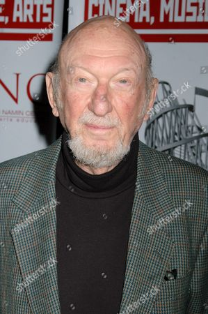 Stock Picture of Irvin Kershner