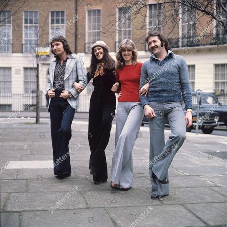 Editorial photo of Brotherhood of Man - 1976