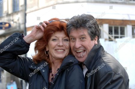 Rula Lenska and David Cardy