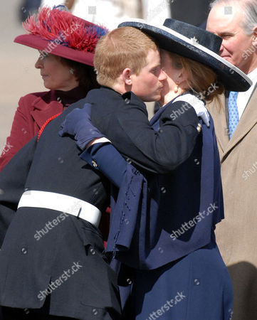 Prince Harry and Tiggy Pettifer