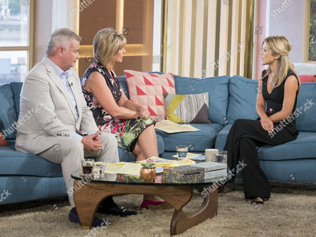 Eamonn Holmes, Ruth Langsford and Jessica Knowles