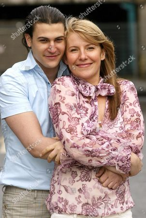 Editorial image of 'RIVER CITY' TV PROGRAMME STARS FALL IN LOVE OFF SCREEN, SCOTLAND - APR 2006