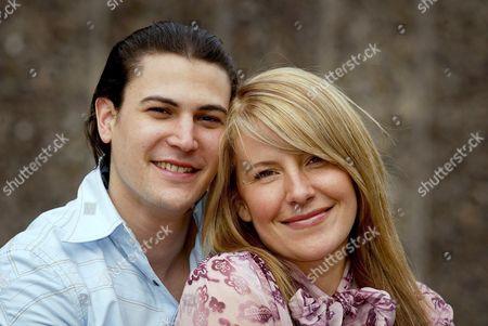 Stock Image of Daniel Schutzmann and Allison McKenzie