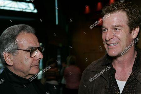 Director Peter Levin and Kevin Kilner