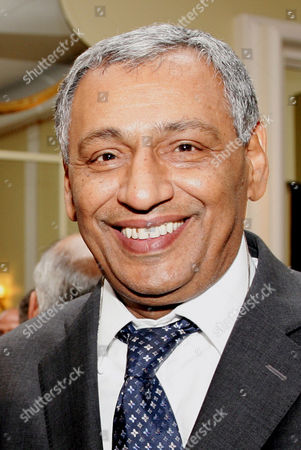 Stock Picture of Khaled Al-Duwaisan, Kuwait Ambassador